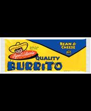 Lynn Wilson's Bean & Cheese Burrito 5 Oz Bag