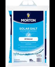 Morton® Pure and Natural™ Water Softener Crystals 40 lb Bag