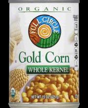 FULL CIRCLE ORGNC CORN GOLD WHL