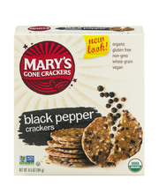 Mary's Gone Crackers Black Pepper Crackers