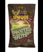Unique Sprouted 100% Whole Grain Wheat Pretzel Splits