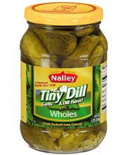 Nalley® Tiny Dill Wholes Pickles 16 fl. oz. Jar