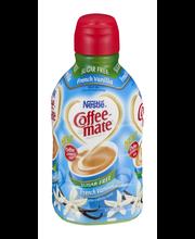 Nestle Coffeemate Sugar Free French Vanilla Liquid Coffee Cre...
