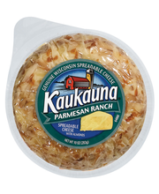 Kaukauna Parmesan Ranch Spreadable Cheeseball 10 Oz