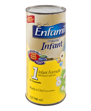 Enfamil™ Infant Formula Milk-Based with Iron 32 fl oz. Can