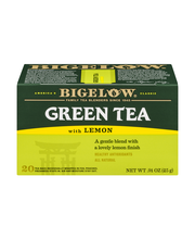 Bigelow® Green Tea with Lemon 20 ct Box