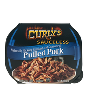 Curly's Sauceless Naturally Hickory Smoked and Seasoned Pulle...