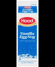 Hood® Vanilla Eggnog 32 fl. oz. Carton