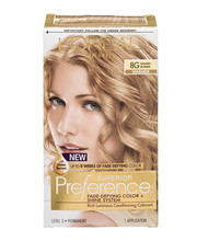 L'Oreal® Paris Superior Preference® Hair Color Cooler 8G Ash ...