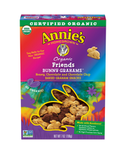 Annie's™ Organic Friends Honey, Chocolate and Chocolate Chip ...