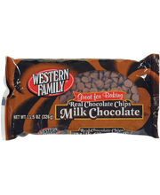 Wf Milk Choc Chips