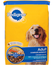 Pedigree® Adult Complete Nutrition Chicken Flavor Dog Food 17...