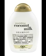 OGX® Nourishing + Coconut Milk Shampoo 13 fl. oz. Bottle