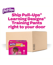 Huggies® Pull-Ups® Learning Designs® Training Pants for Girls...