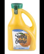 Simply Orange® Calcium & Vitamin D Pulp Free Orange Juice 2.6...