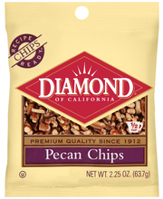 Diamond of California® Pecan Chips 2.25 oz. Bag