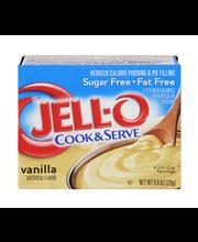 Jell-O® Sugar Free Fat Free Vanilla Cook & Serve Reduced Calo...