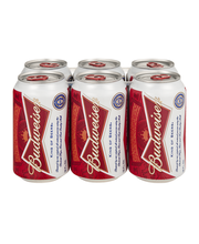 Budweiser Beer 12 fl. oz. Can