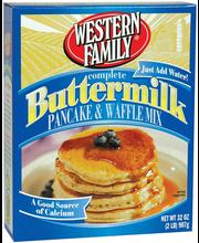 Wf Buttermilk Pancake Mix