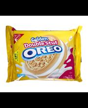 Nabisco® Oreo® Double Stuf Golden Sandwich Cookies 15.25 oz. ...