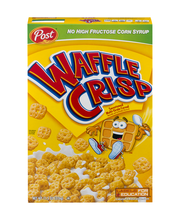 Post® Waffle Crisp® Cereal 11.5 oz. Box