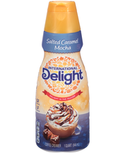 International Delight™Salted Caramel Mocha Coffee Creamer 1 q...