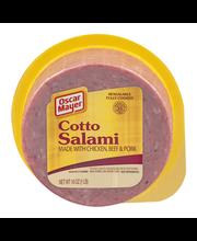 Oscar Mayer Cotto Salami Cold Cuts 16 oz. Pack