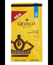 Gevalia Heritage Collection Traditional Roast Ground Coffee 1...