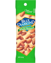 Blue Diamond® Whole Natural Almonds 1.5 oz. Pack