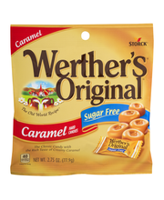 Werther's Original Caramel Hard Candies Sugar Free