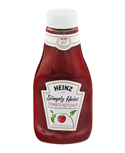 Heinz Simply Heinz® Tomato Ketchup 31 oz. Bottle