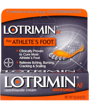 Lotrimin® AF for Athlete's Foot Antifungal Clotrimazole Cream...