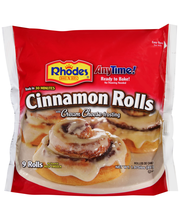 Rhodes Bake N Serv® Anytime!™ Cinnamon Rolls with Cream Chees...