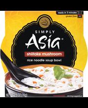 Simply Asia® Shitake Mushroom Rice Noodle Soup Bowl, 2.5 oz