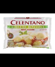 Celentano Cheese Ravioli Mini Rounds