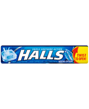Halls Mentho-Lyptus Cough Suppressant/Oral Anesthetic Menthol...