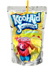 Kool-Aid Jammers Lemonade Flavored Drink 10-6 fl. oz. Pouches