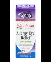 Similasan Allergy Eye Relief Sterile Eye Drops