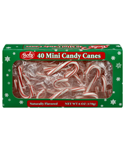 Bob's 40 Mini Candy Canes