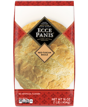 Ecce Panis® Stone Baked Neo-Tuscan Boule Bread, 16 oz. Bag
