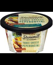 Stonemill® Kitchens Spicy Pepper & Three Cheese Premium Dip 1...