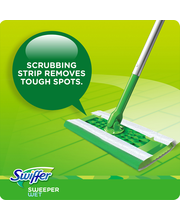Swiffer Sweeper Wet Mopping Pad Refills for Floor Mop with Fe...