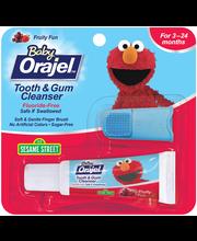 Baby Orajel Gel & Finger Toothbrush Mixed Fruit Tooth & Gum C...