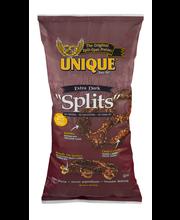 """Unique """"Splits"""" Pretzels Extra Dark"""