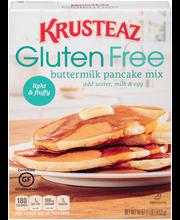 Krusteaz® Gluten Free Buttermilk Pancake Mix 16 oz. Box