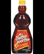 Mrs. Butterworth's® Original Syrup 36 fl. oz. Bottle