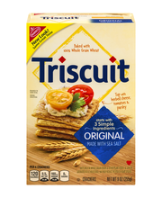 Nabisco Triscuit Original Crackers 9 oz. Box