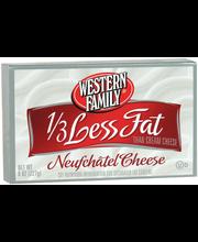 Wf Lite Cream Cheese