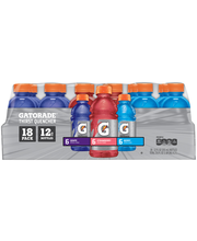 Gatorade® G Series® Perform® Grape/Strawberry/Berry  Variety ...