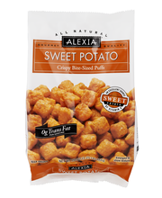 Alexia All Natural Sweet Potato Crispy Bite-Sized Puffs